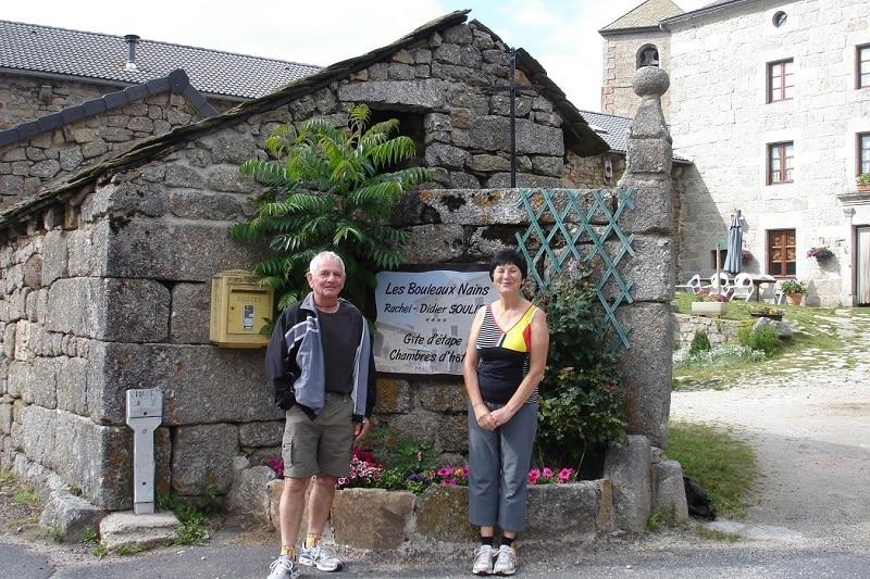 les Marseillaises sur saint jacquet de Compostelle