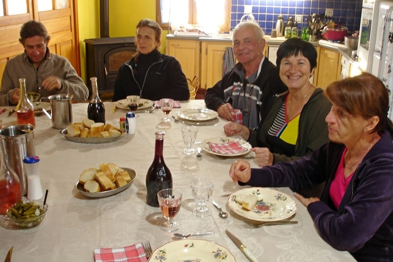 Les Marseillaises sur saint jacques de Compostelle